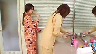 Gokkun School Girls and Family Part 1