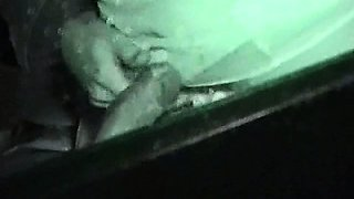 Infrared Camera Voyeur Car Sex Filming