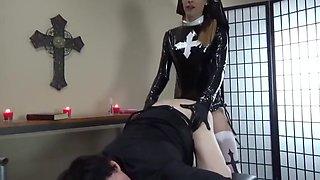 Best homemade Femdom sex clip