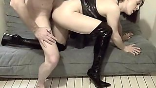 Crazy amateur Fetish, Brunette porn movie