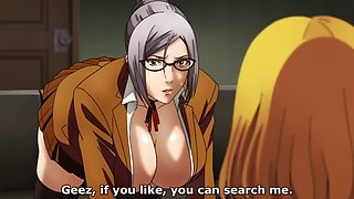 Prison school (kangoku gakuen) anime uncensored #11 (2015)