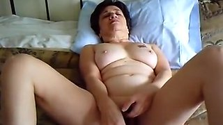 Working my clitoris and tight love hole with my sex toys