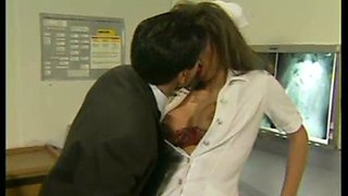 Retro nurse ff &amp fm scene