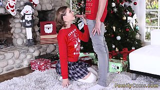 Innocent teen anal hd xxx Heathenous Family Holiday Card