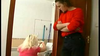 Mommy seducing Son's friend