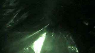 Hidden Russian pissing toilet cam catches women in action