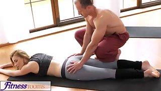 fitnessrooms dirty yoga teacher