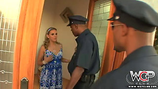 Brianna Love DP Black Cops free