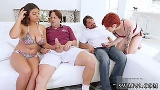Step father fucks patron companions daughter and crazy family The Hot cronys daughter