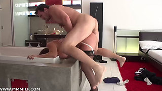 Ava Devine Get's Super Rough Fucking In Her Ass