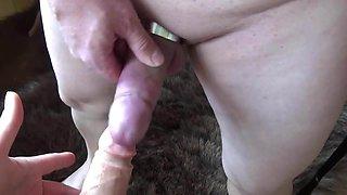Femdom Slave Fuck Hard by His Mistress, cum 3 times