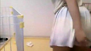 Teen Show Ass And Panties