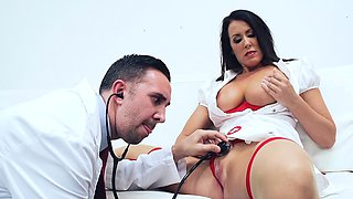 Brazzers - Doctor Adventures - Pushing For A