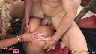 Monique Alexander and other sluts in an orgy that goes quite wild