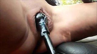Car brake play and piss