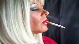Exotic homemade Solo Girl, Smoking adult scene
