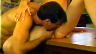 Andrea brittian one hot night of passion (1985)