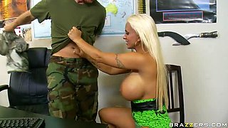 Remember Me Sgt. After Hardcore Sex With Holly Halston