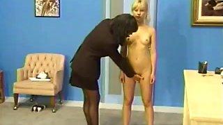 Katie spanked and humiliated