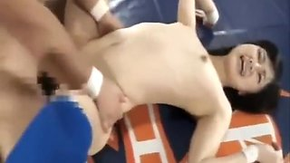 japanese wrestling gym