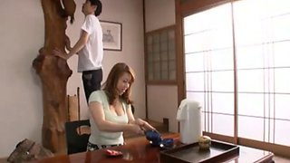 Japanese son and mother incest