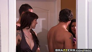 Brazzers - Real Wife Stories -  April Fools Fuck scene starr