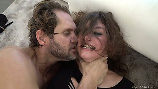 Hot Spanish nympho Julia Roca is ready to be brutally fucked today