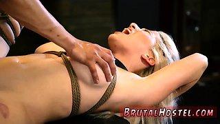 Self bondage table machine and big woman domination Big-brea