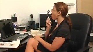 Sexy Susi Secretary German Milf