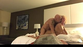 Fabulous homemade bedroom, slut, mature porn clip