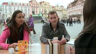 Czech Couple