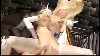 3d animated big tits queen fucked hard