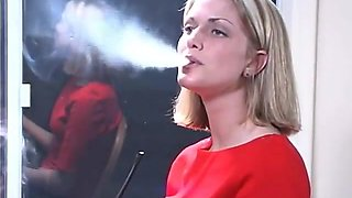 40 min of delightfulpipe smoking