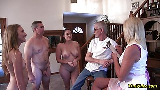 Sexy MILF Ms Paris Rose in The Census Taker