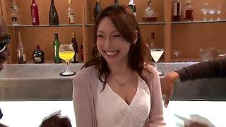 Japanese BBC slut