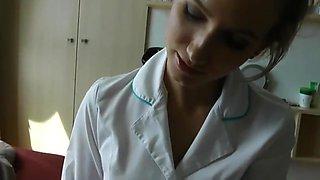 Pantyhose nurse