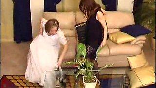 Bride and bridesmaid pantyhose 2