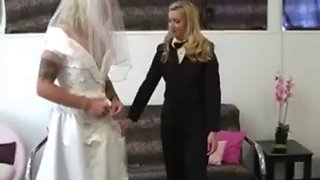 Bride male cosplay