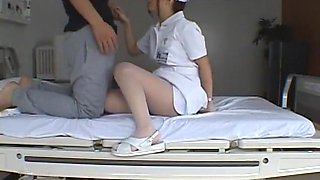 Horny Japanese slut Cocomi Naruse in Fabulous Doggy Style, Nurse JAV video