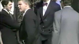 The bride and Dad