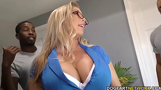 amber lynn bach banged by black guys