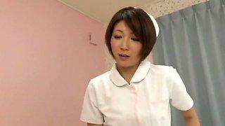 Crazy Japanese whore Ryo Sena in Amazing Massage JAV movie