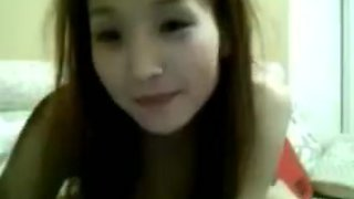Chinese girl on webcam 070