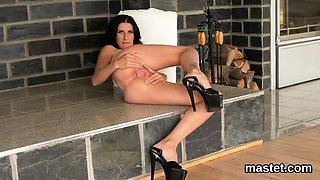 Hot czech teen stretches her soft pussy to the special26hWO