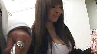 Itomi Tanaka Naughty Asian doll