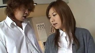 Amazing Japanese girl Milk Matsuzaka in Fabulous Gangbang, BDSM JAV movie